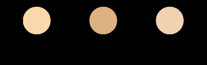ラ・プレシア ヴェール リキッドファンデーションのカラー