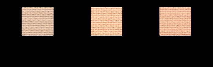 ラ・プレシア ヴェール プレスファンデーションのカラー