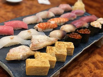 日本海の新鮮なお魚