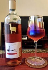 こちらのワイングラスは私のお気に入りです